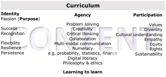 Yin-Yang curriculum