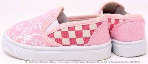 Slip on shoe