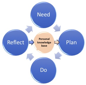 Expanded reflective practice cycle