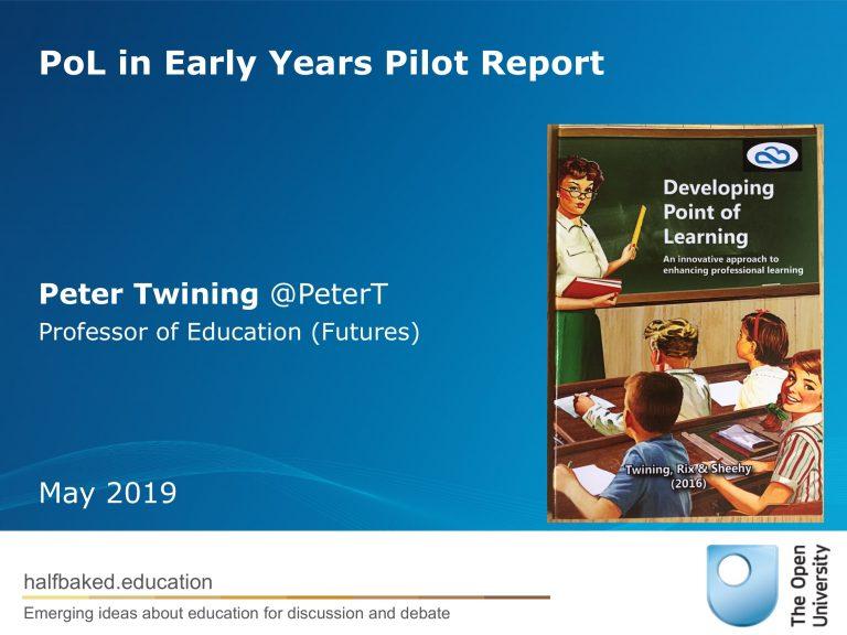 PoLEY Pilot Report