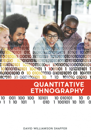 Brief review of Quantitative Ethnography (Shaffer 2017)